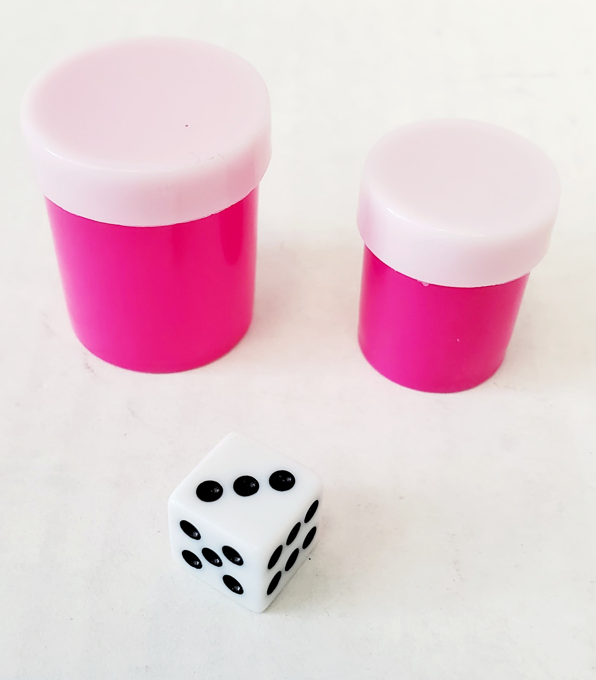 Magic Mystery Dice #5727 - Crazy Cube