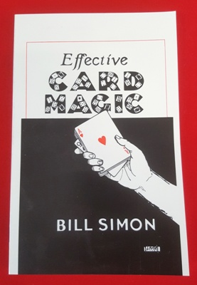Effective Card Magic by B. Simon