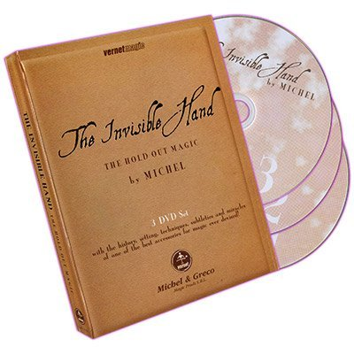 The Invisible Hand by Michel 3 DVD Set