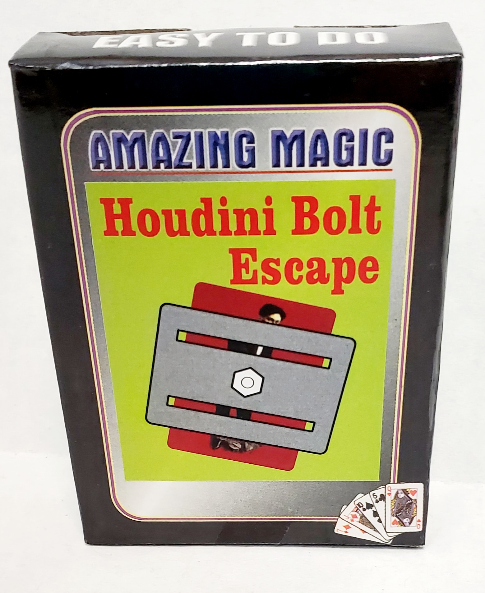 Houdini Bolt Escape (FT)
