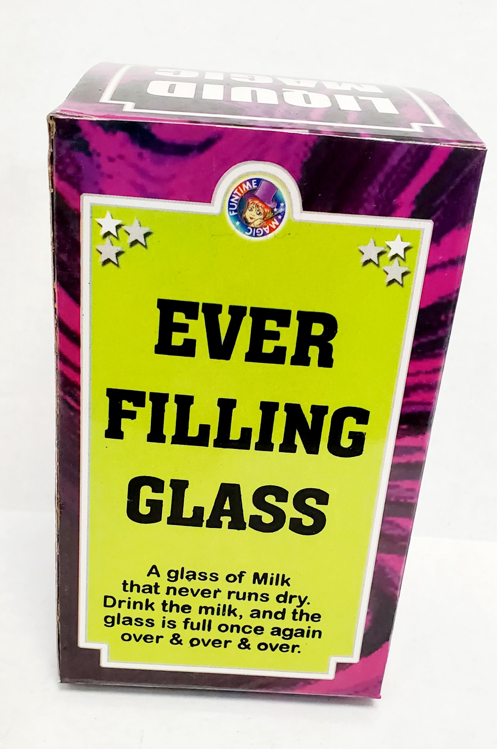 Everfilling Glass (FT)