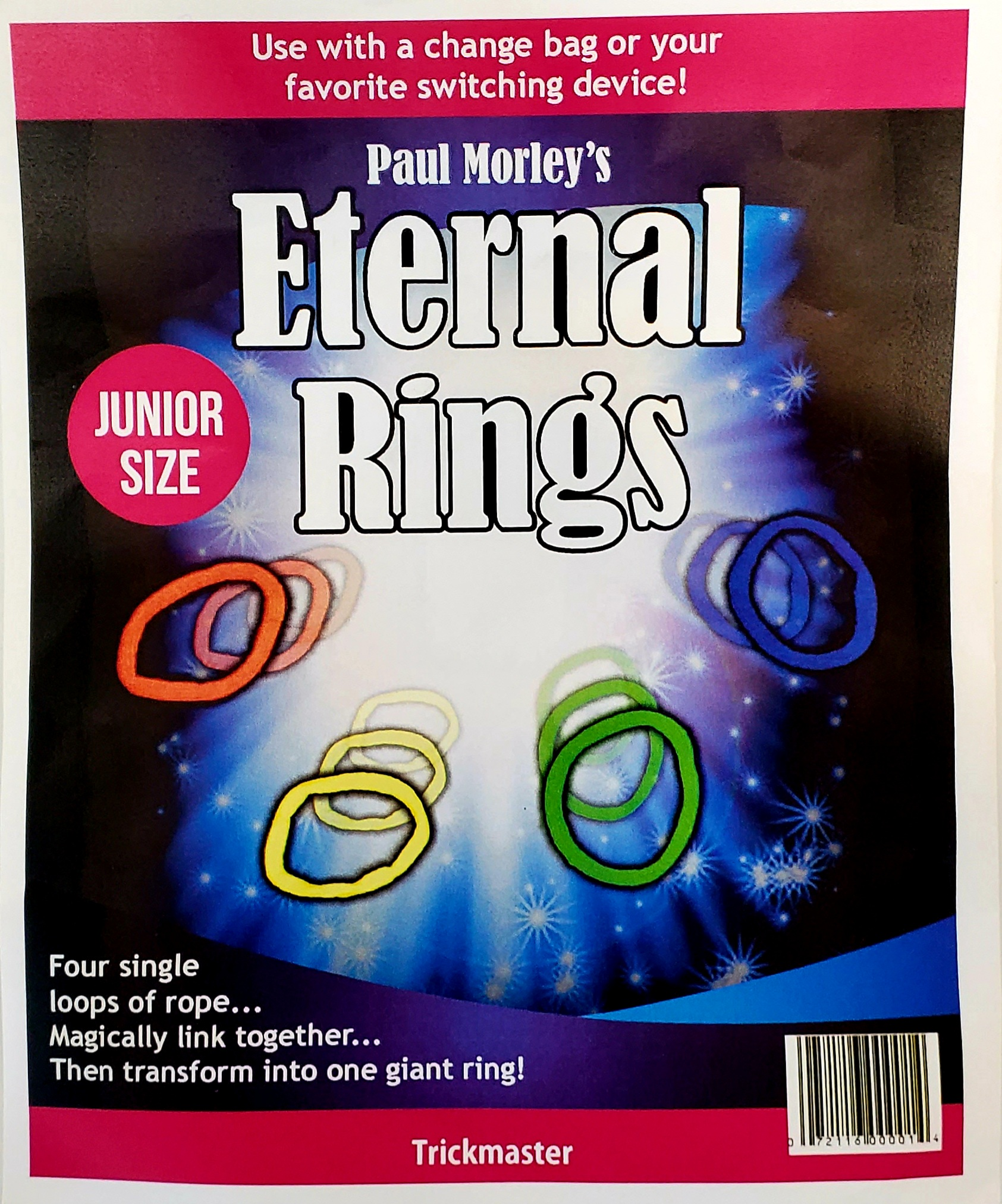Eternal Rings - Junior Size (TM)