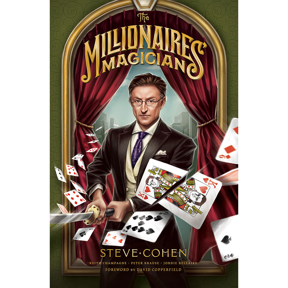 The Millionaires Magician - Graphic Novel by S. Cohen