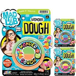 Mad Lab Wonder Dough