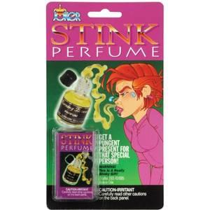 Stink Perfume Carded