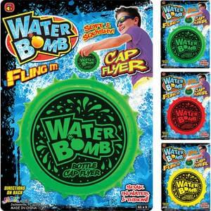 Waterbomb Cap Flying Disc
