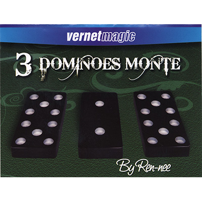 Vernet 3 Dominoes Monte