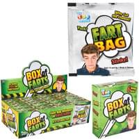 Box of Farts - 6 Fart Bags per Box