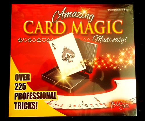 Royal Professional Card Magic Set FM 640