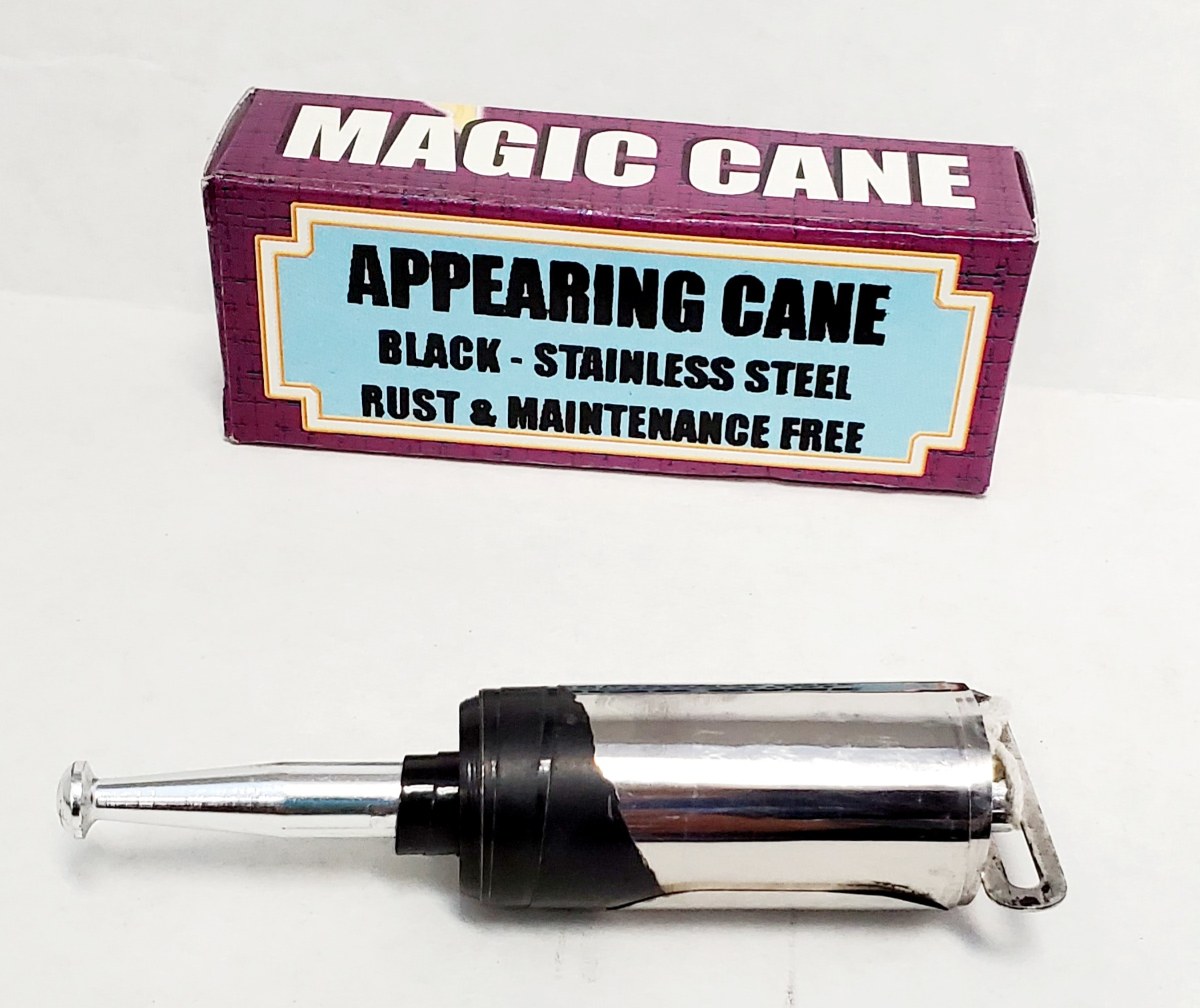 Appearing Cane - SS Economy (FT) - Black