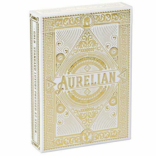 White Aurelians Playing Cards