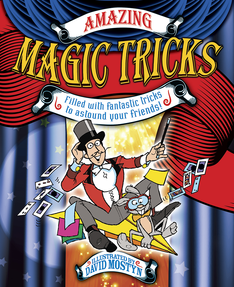 Amazing Magic Tricks - Mostyn