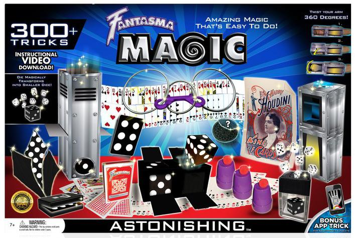 Fantasma Astonishing Magic Set