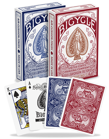 Bicycle Autobike No. 1 Deck