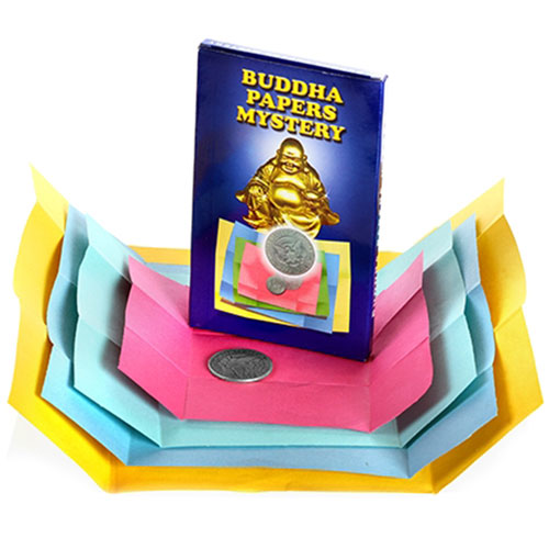 Buddha Papers Mystery (FT)
