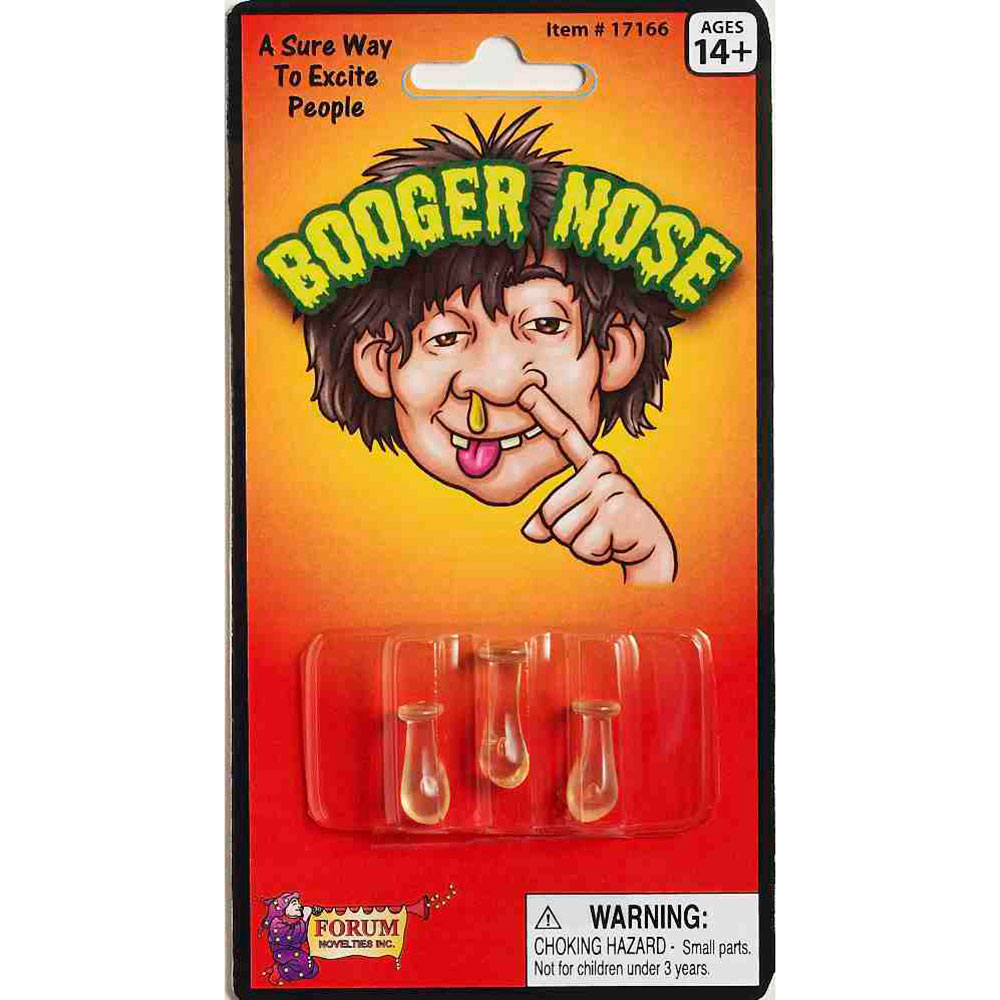 Booger Nose - Pack of 12