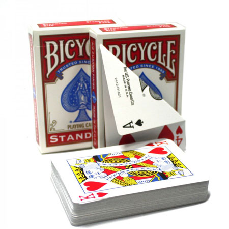 Bicycle Double Face Poker Utility Deck