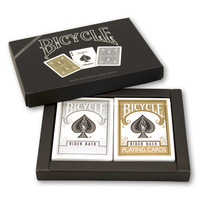 Bicycle Prestige 2 Decks Gift Box Set (VDF)
