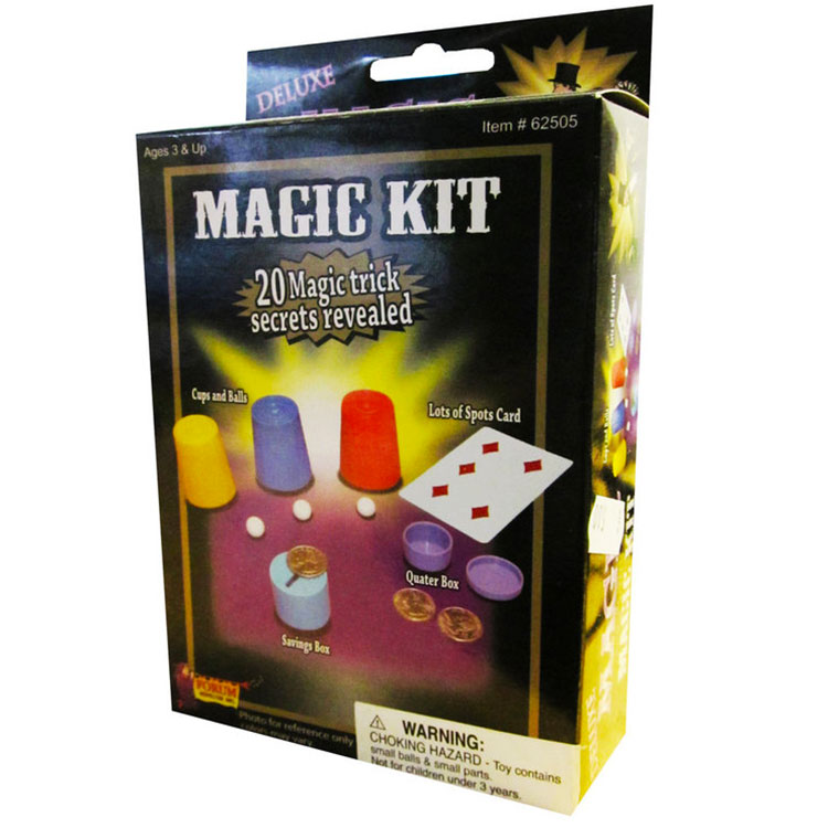 Deluxe Beginners Magic Kit #1 (62505)
