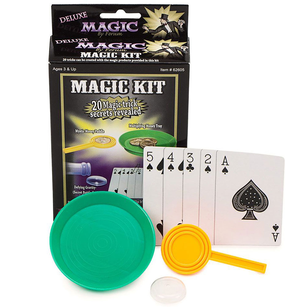 Deluxe Beginner's Magic Kit #3 (62605)