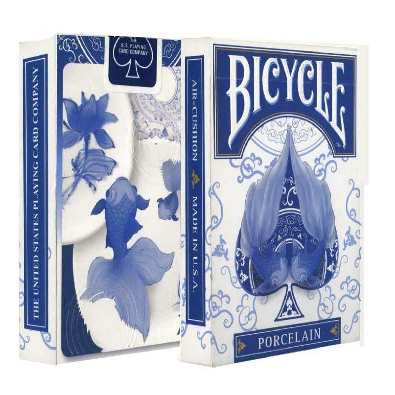 Bicycle Porcelain Deck