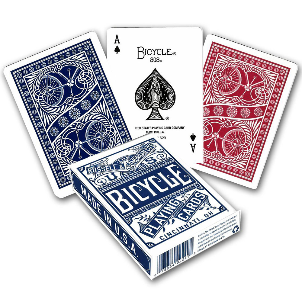 Bicycle Chainless Playing Cards - Collectors Edition