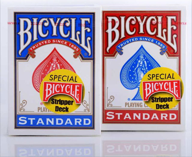 Bicycle Stripper Deck (USA)