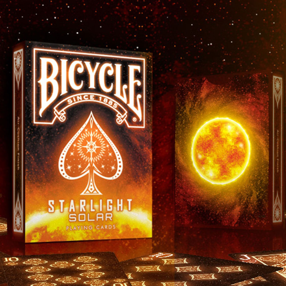 Bicycle Stargazer Sunspot Playing Cards Deck