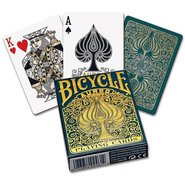 Bicycle Aureo Playing Cards Deck