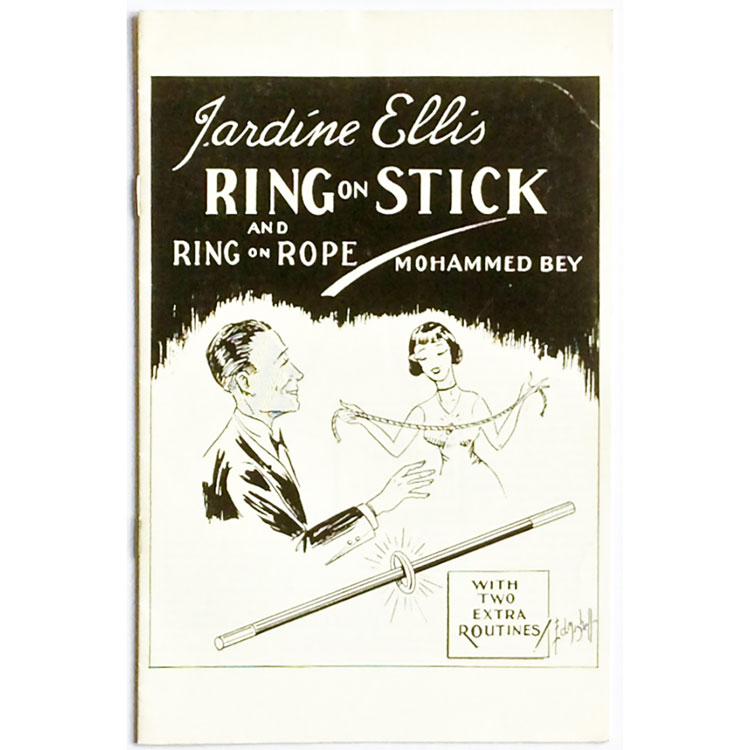 Ring on Stick and Ring on Rope by J. Ellis