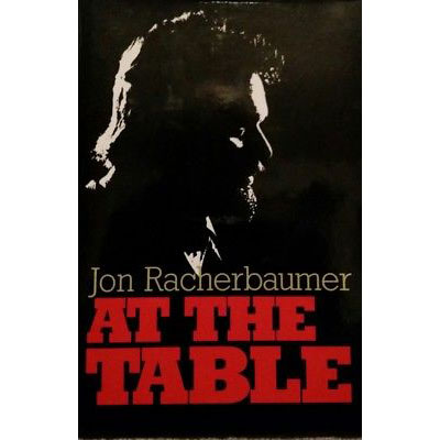 At the Table by J. Racherbaumer