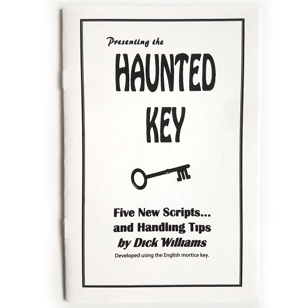 Haunted Key by D. Williams