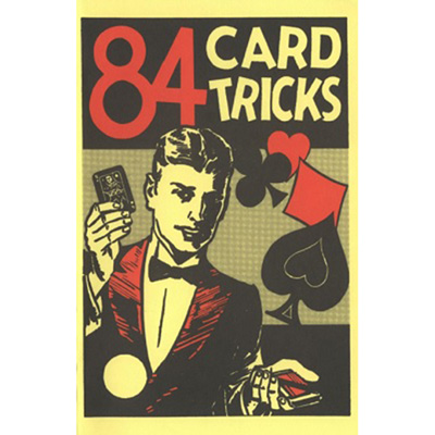 84 Card Tricks Book