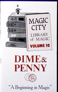 Dime and Penny - Library of Magic Vol. 10