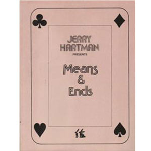 Means and Ends by J. Hartman