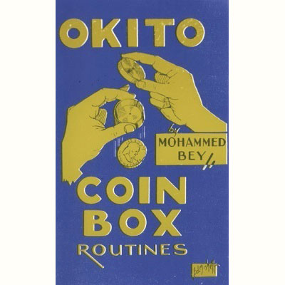 Okito Coin Box Routines by M. Bey