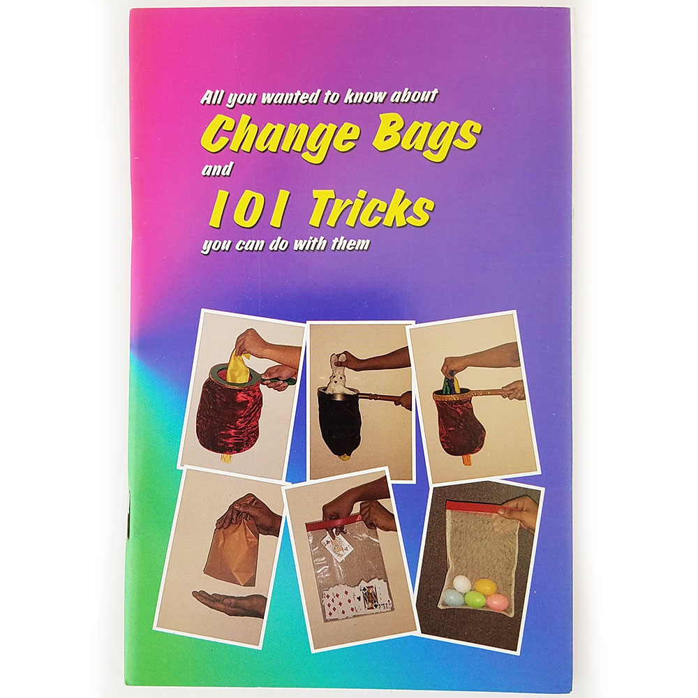 101 Tricks with Change Bags Booklet