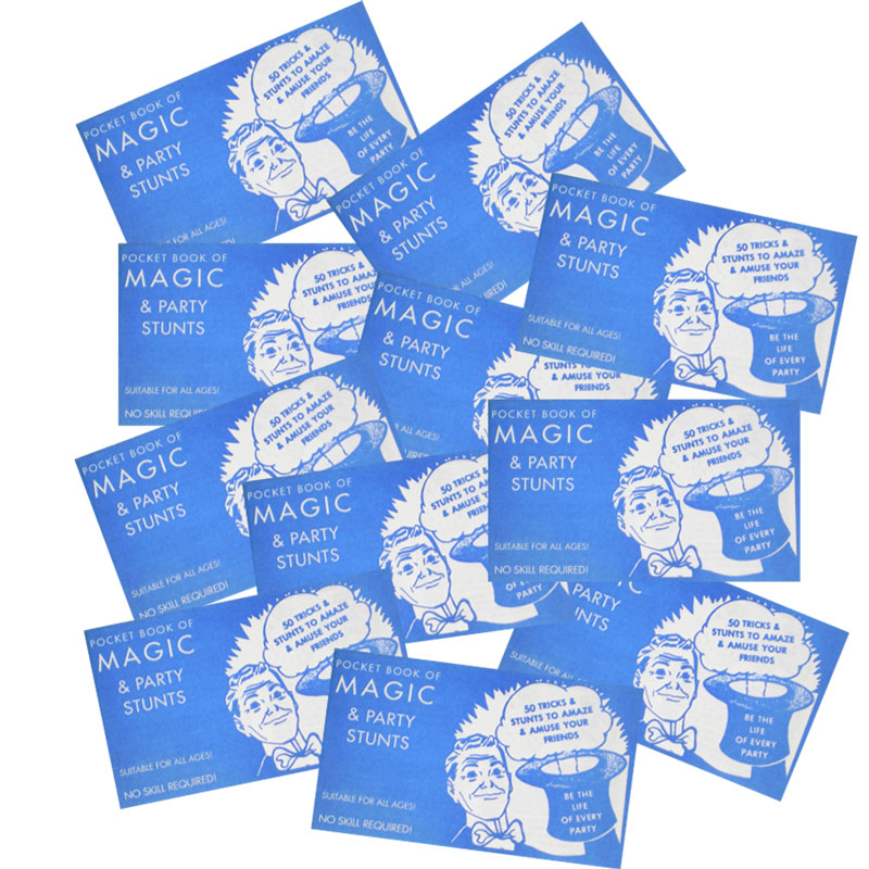 Pocket Book of Magic - Pack of 50 (FT)