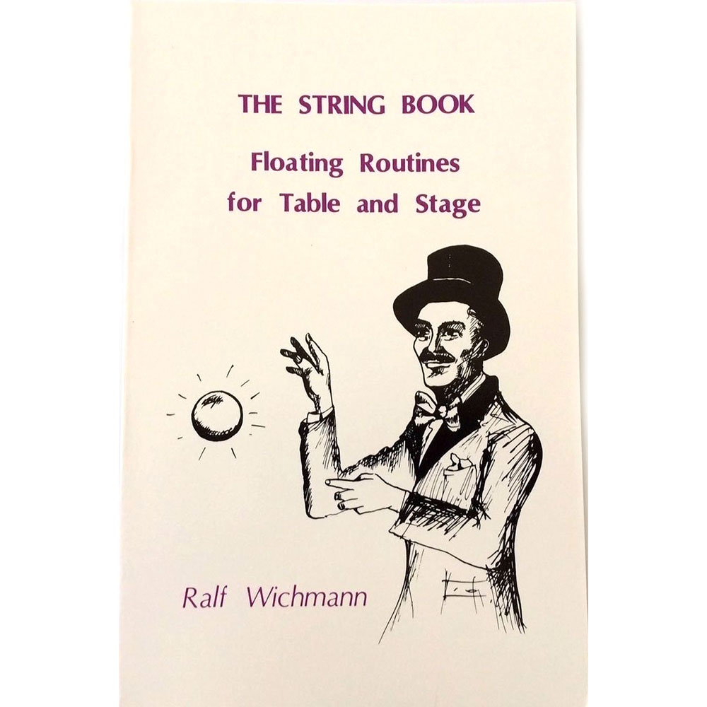String Book Floating Routines for Table and Stage by R. Wichmann