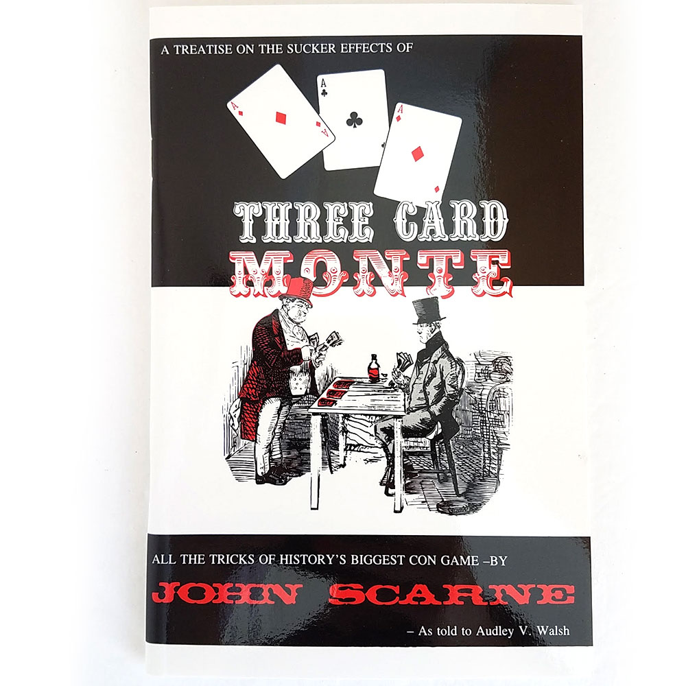 Three Card Monte by J. Scarne