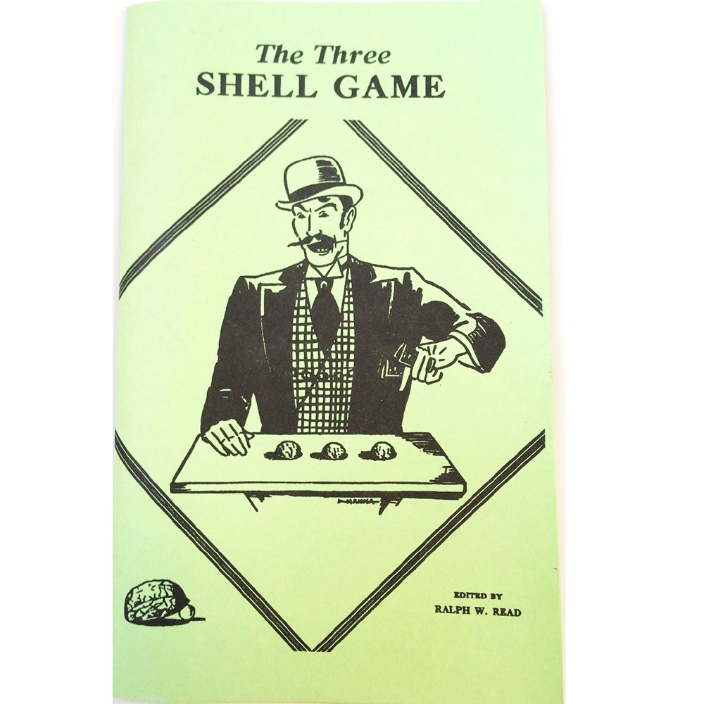 Three Shell Game Book by R. Read