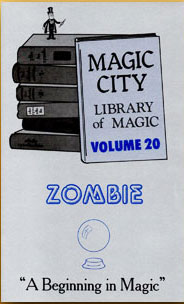 Zombie Balls Library of Magic Vol. 20