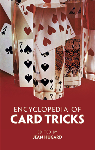 Encyclopedia of Card Tricks by J. Hugard - Paperback