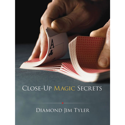 Close-Up Magic Secrets by D.J. Tyler