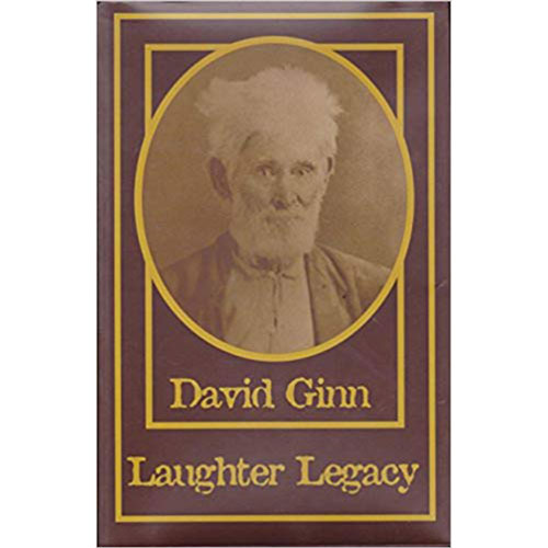 Laughter Legacy by D. Ginn
