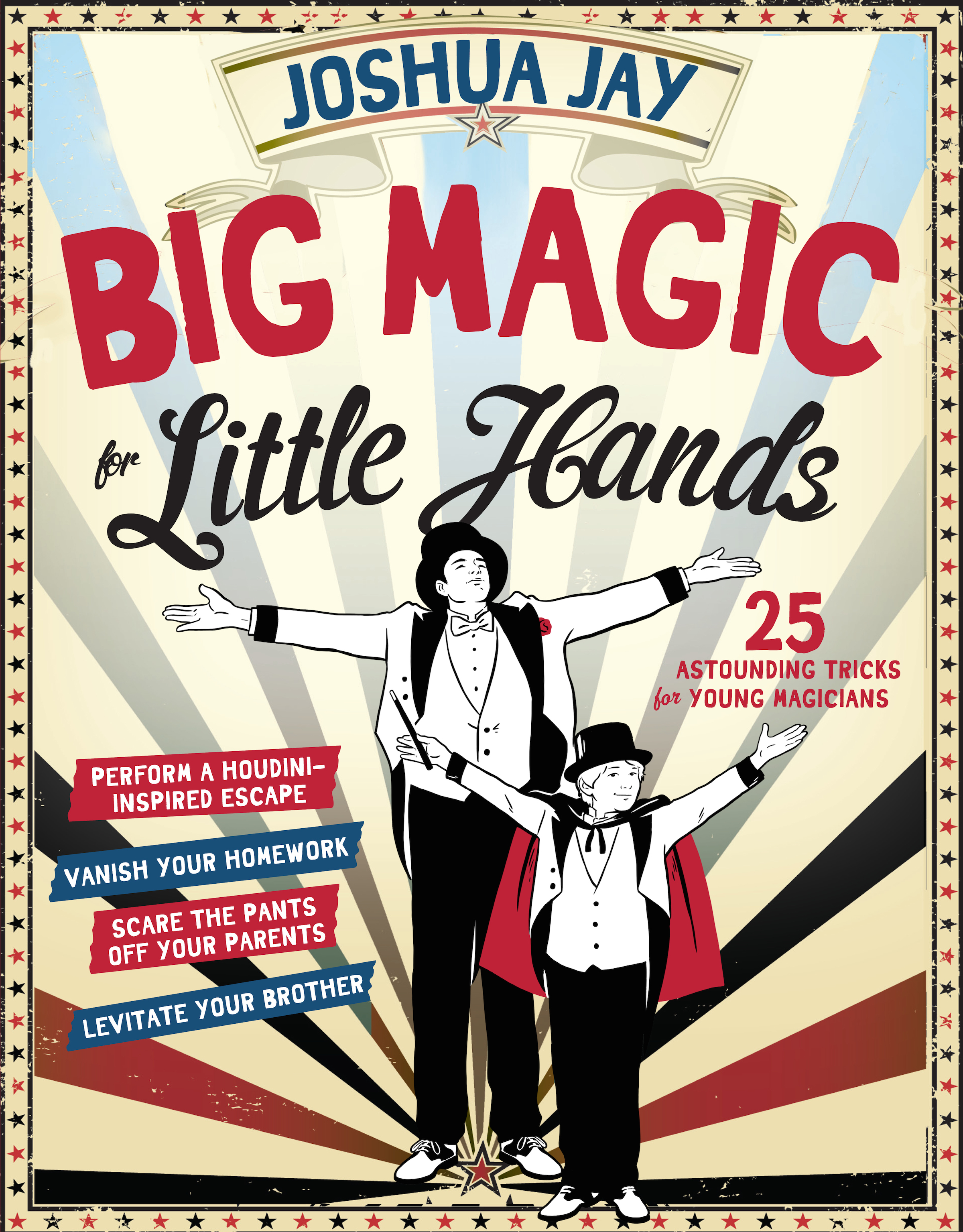 Big Magic for Little Hands - Joshua Jay