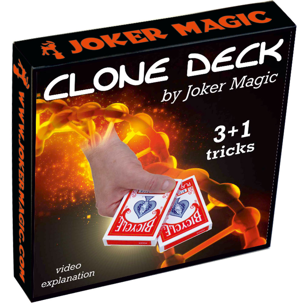 Clone Card Deck (Joker Magic)