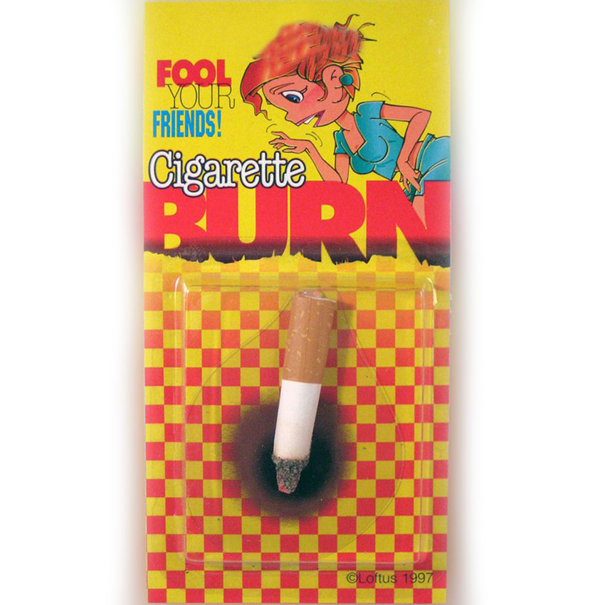 Cigarette Burn Gag - Pack of 12