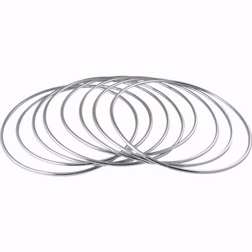 "Chinese Linking Rings - 10"" S.S.  (FT)"