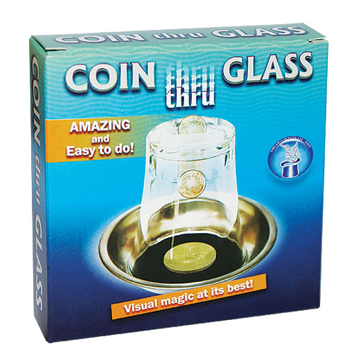 Coin through Glass (VDF)